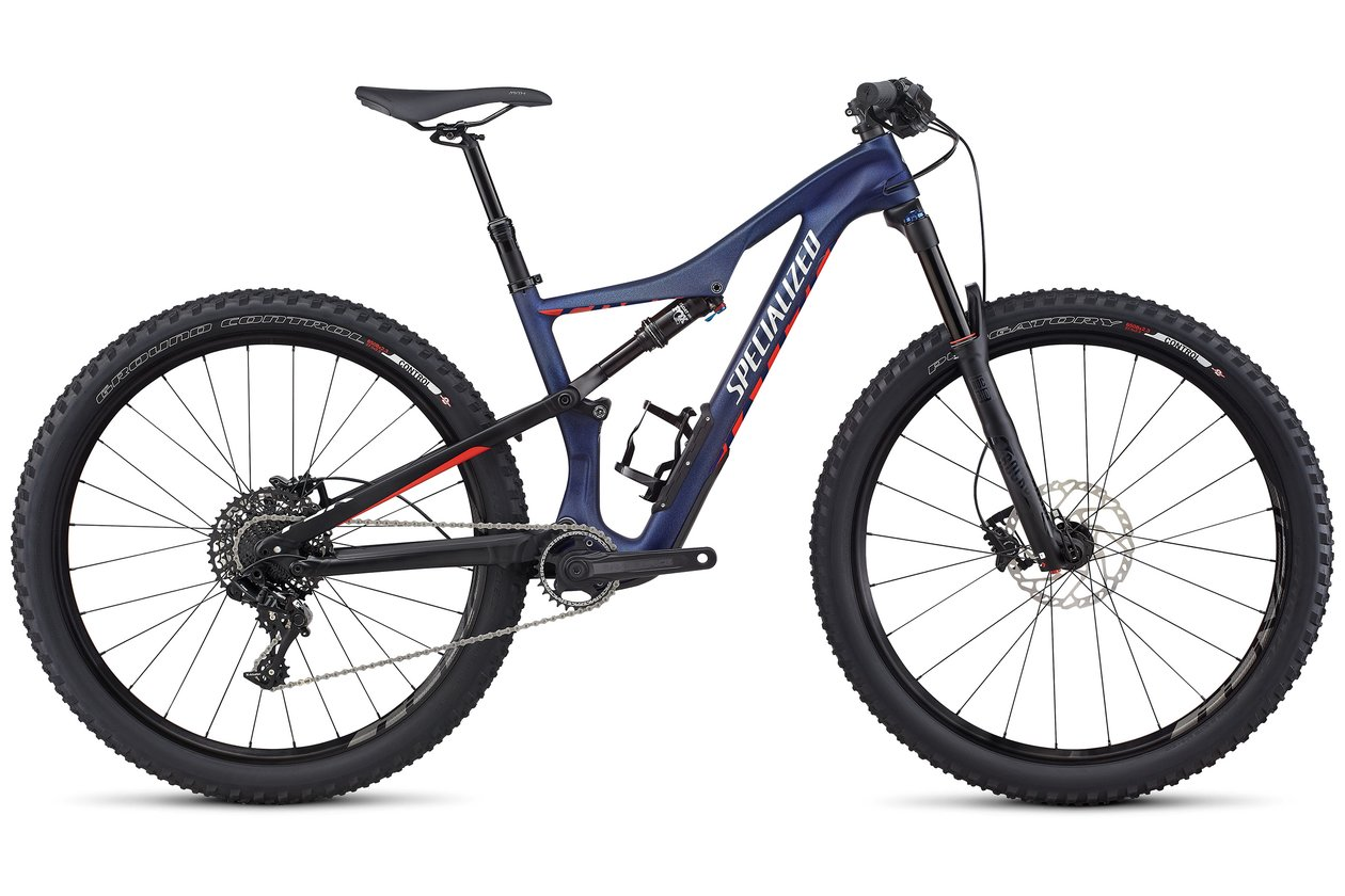 Specialized Camber Wmn FSR Comp Carbon - 2017 - 27,5 Zoll - Fully