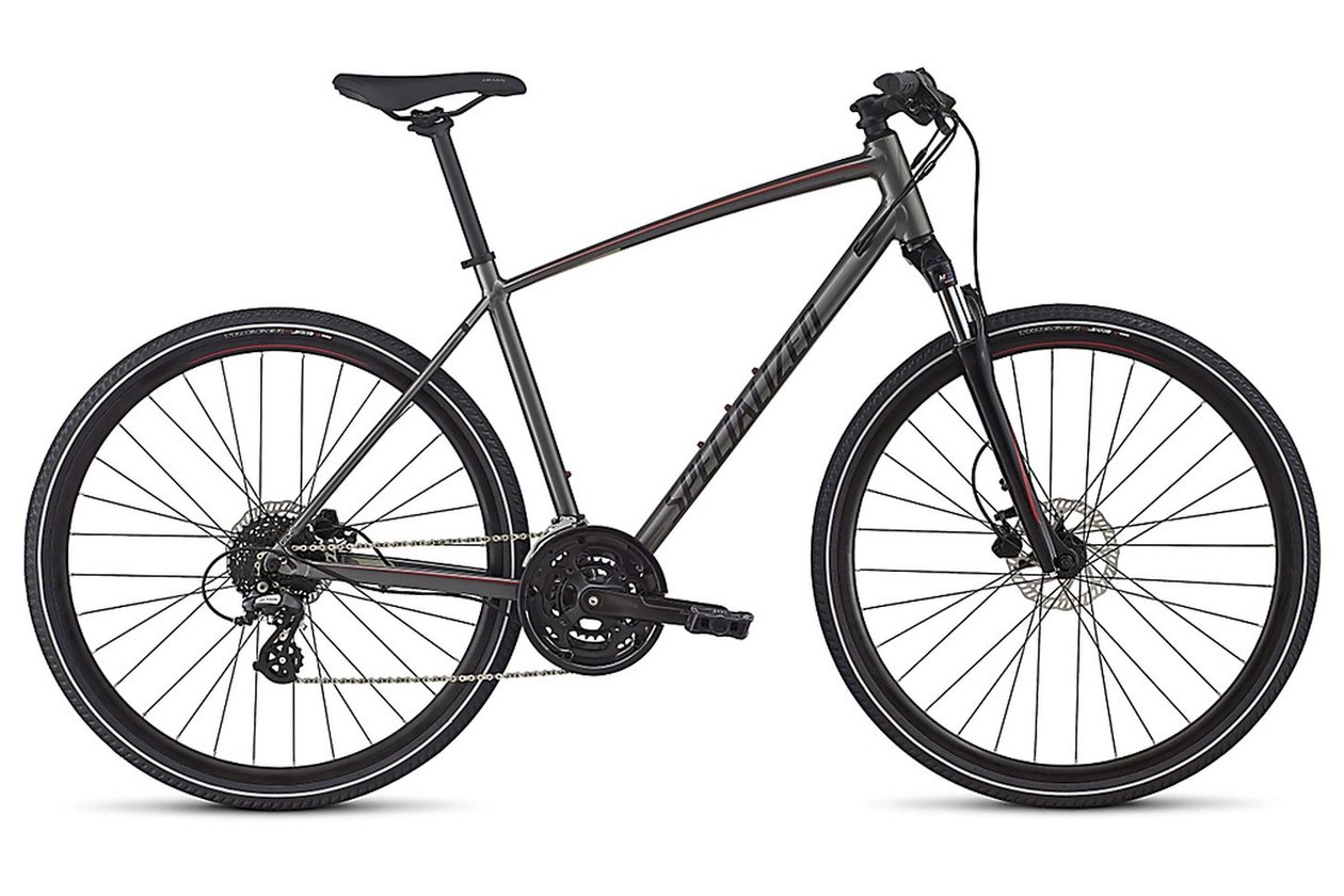 Specialized Crosstrail Disc Int - 2017 - 28 Zoll