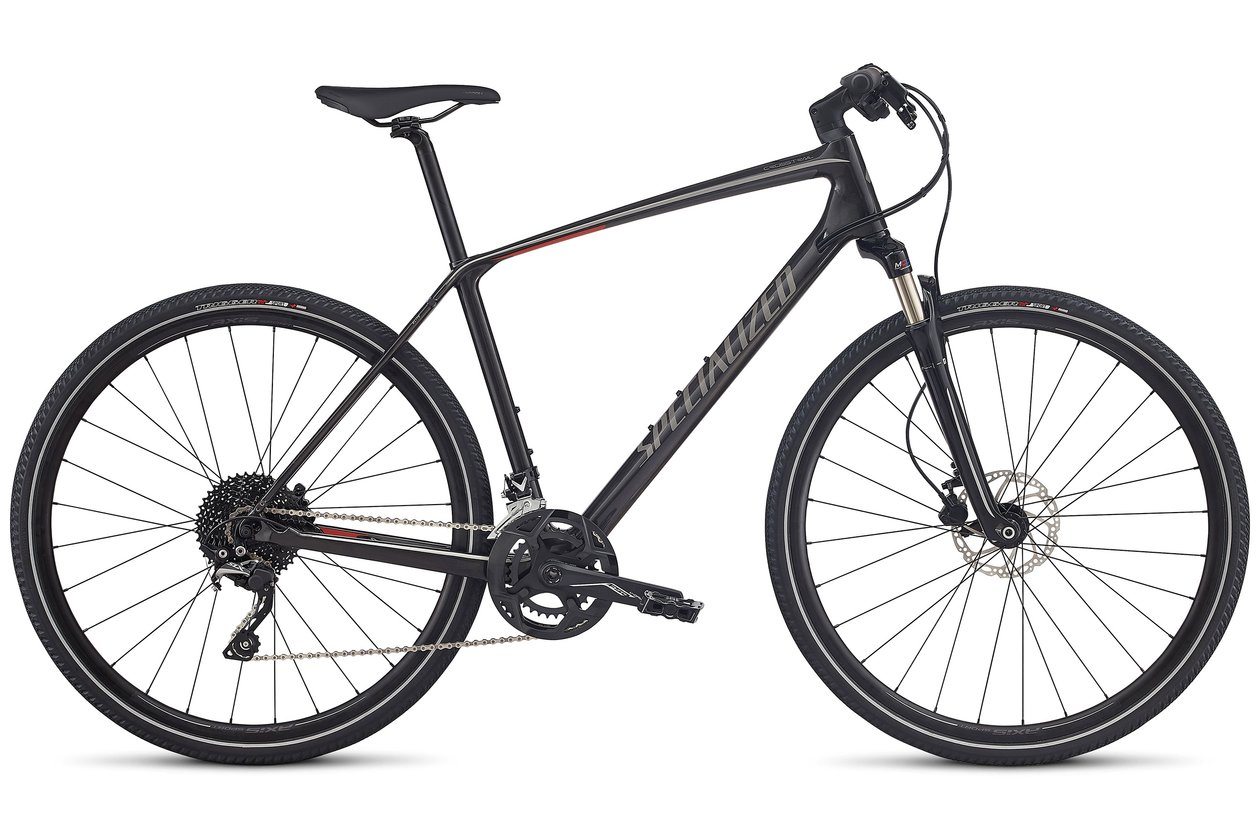 Specialized Cross Trail Elite Carbon - 2018 - 28 Zoll