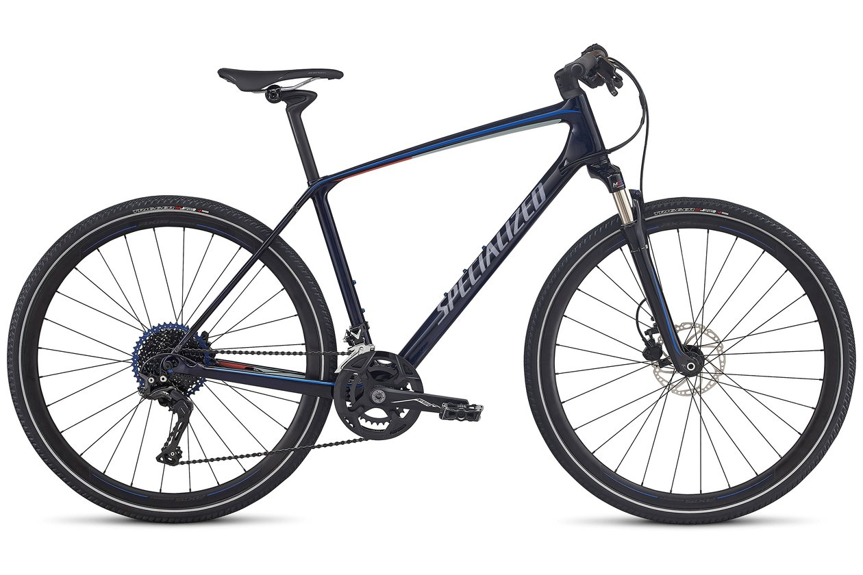 Specialized Crosstrail Expert Carbon - 2017 - 28 Zoll
