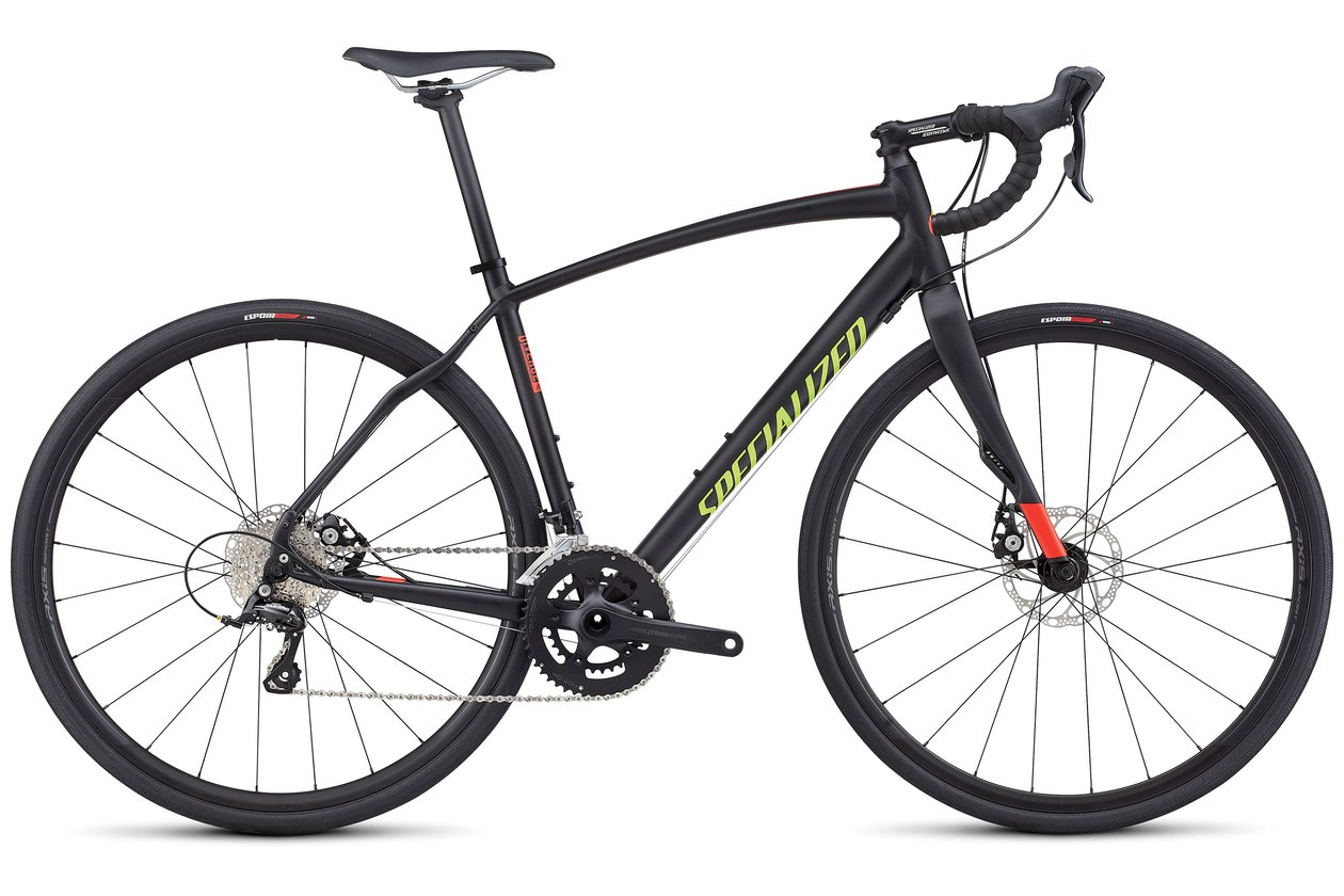 Specialized Diverge A1 Sport CEN - 2017 - 28 Zoll - Diamant