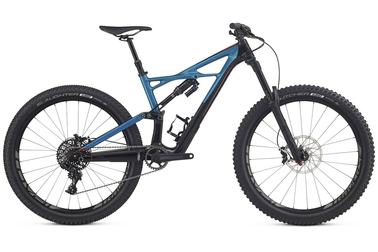 Specialized Enduro FSR Elite Carbon - 2017 - 27,5 Zoll - Fully