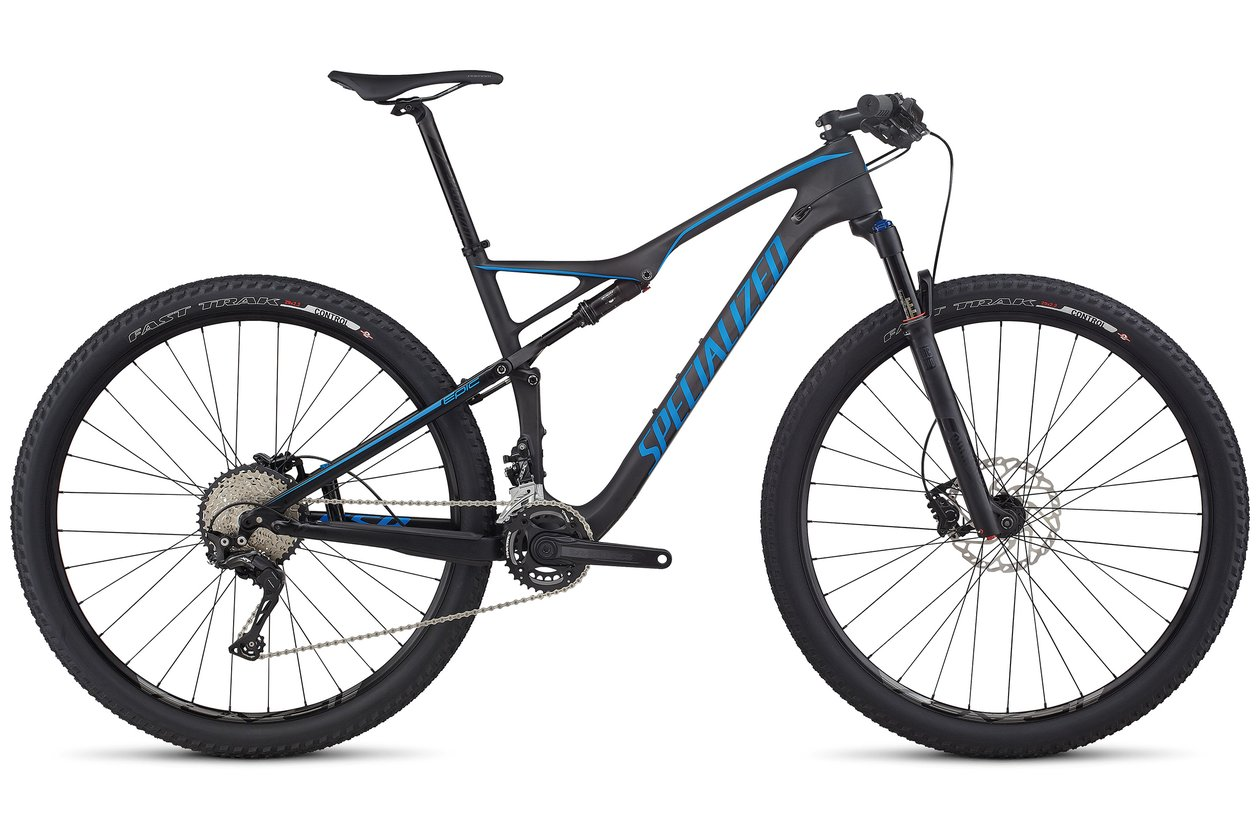 Specialized Epic FSR Comp Carbon - 2017 - 29 Zoll - Fully