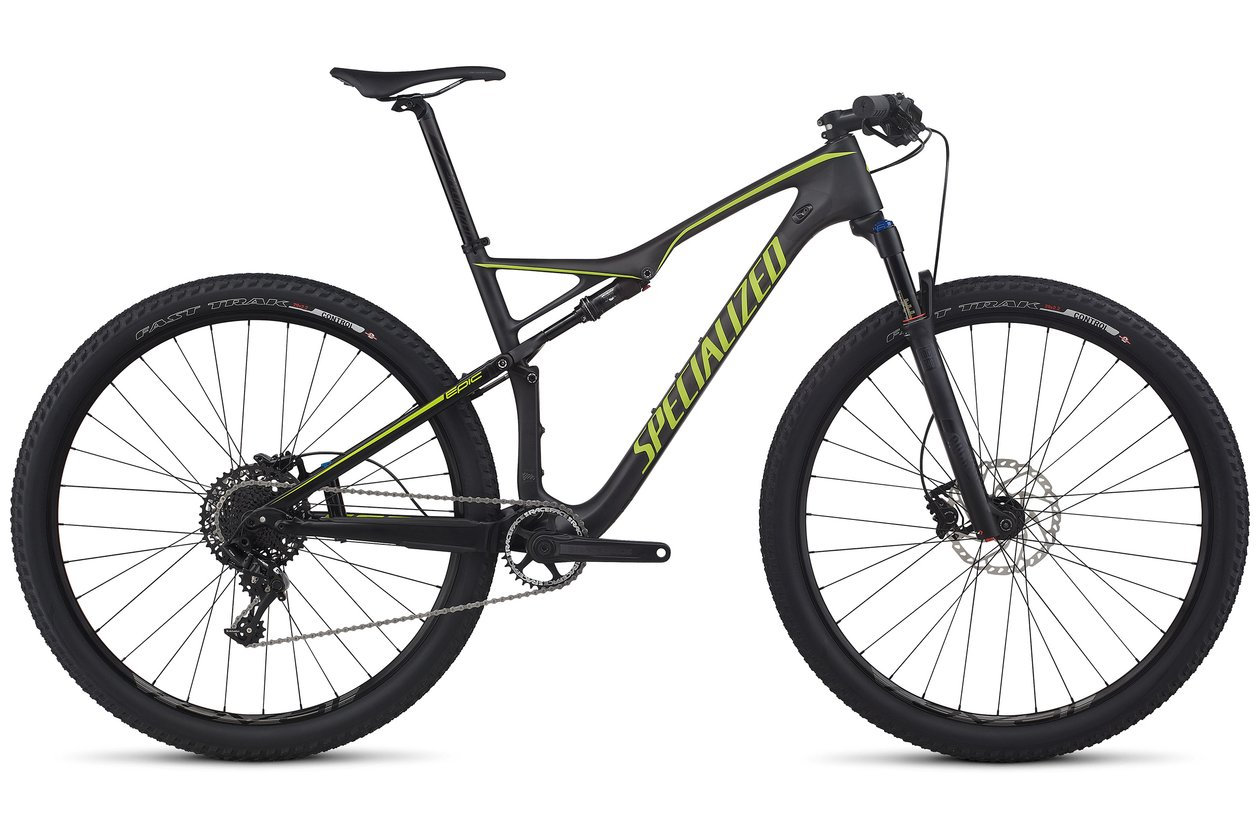 Specialized Epic FSR Comp Carbon Worldcup - 2017 - 29 Zoll - Fully