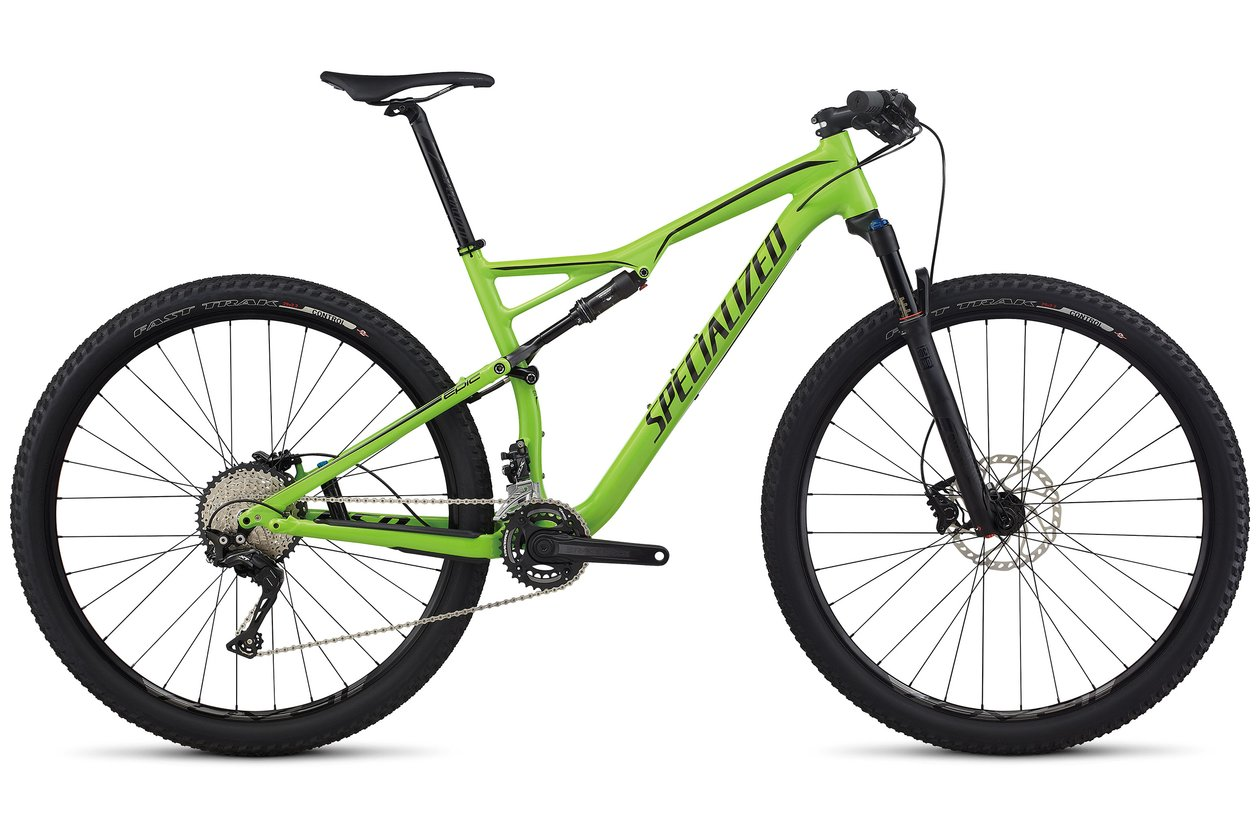 Specialized Epic FSR Comp - 2017 - 29 Zoll - Fully