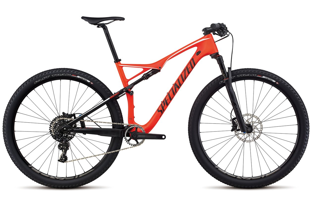 Specialized Epic FSR Expert Carbon Worldcup - 2017 - 29 Zoll - Fully