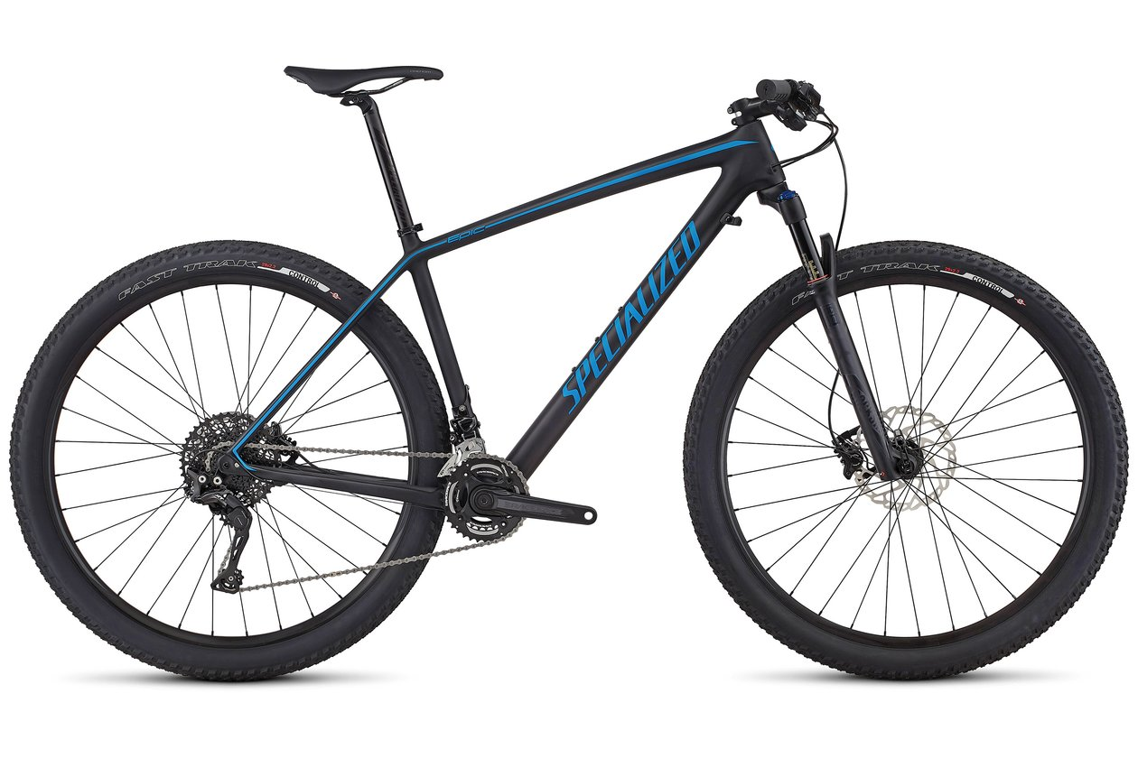 Specialized Epic HT Comp Carbon - 2017 - 29 Zoll - Hardtail