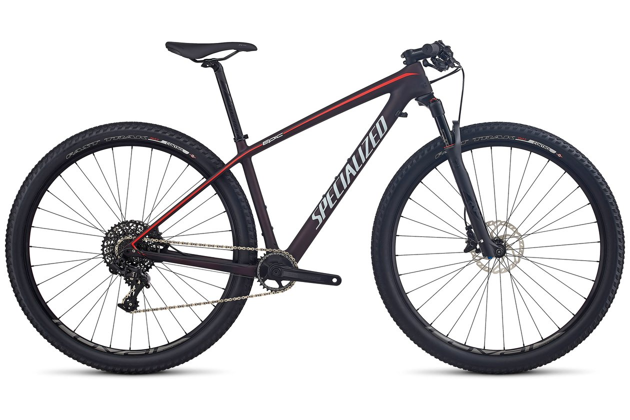 Specialized Epic HT Wmn Expert Carbon Worldcup - 2017 - 29 Zoll - Hardtail