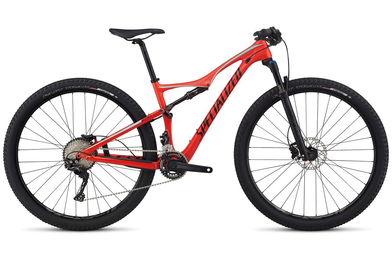Specialized Era FSR Comp Carbon - 2017 - 29 Zoll - Fully