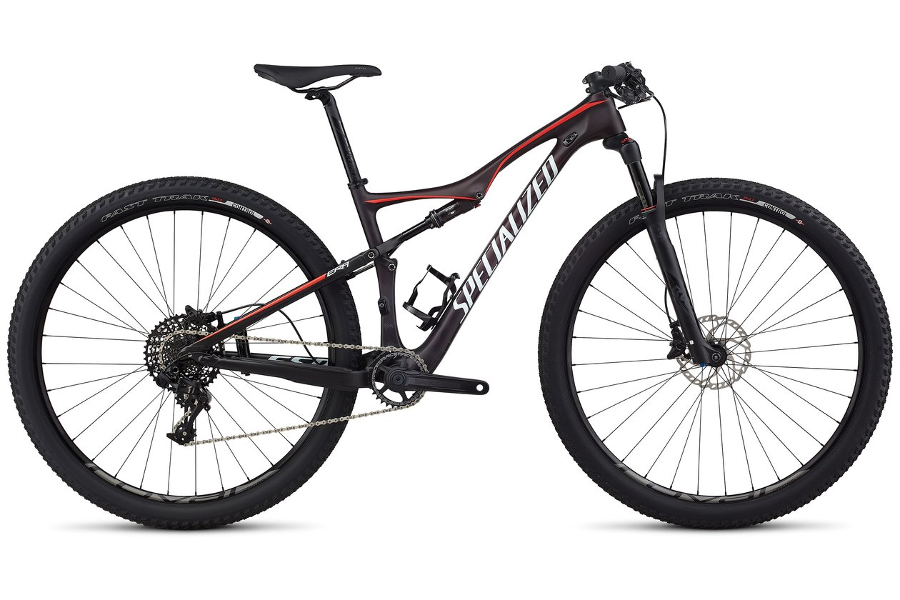 Specialized Era FSR Expert Carbon Worldcup - 2017 - 29 Zoll - Fully