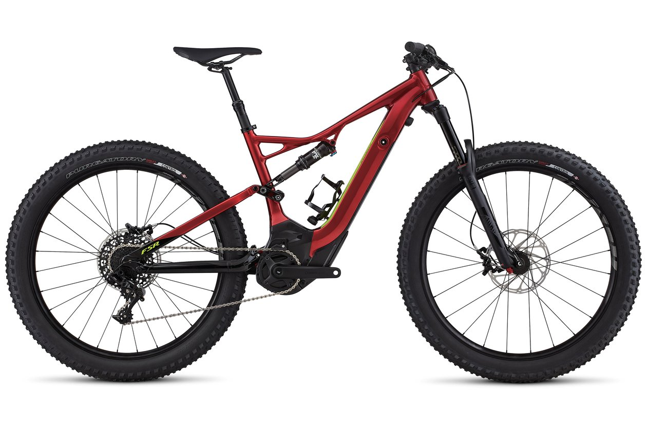 Specialized Levo FSR Comp 6Fattie Ce - 2017 - 27,5 Zoll - Fully