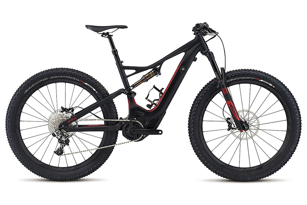 Specialized S-Works Levo FSR 6Fattie Ce - 2017 - 27,5 Zoll - Fully