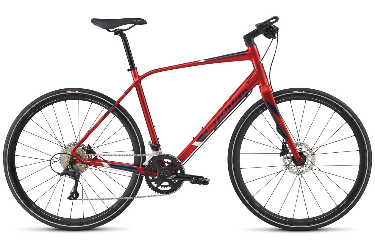 Specialized Sirrus Elite - 2017 - 28 Zoll - Diamant