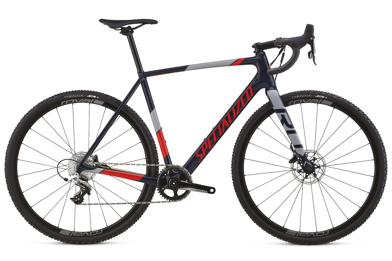 Specialized Crux Elite X1 - 2018 - 28 Zoll - Diamant