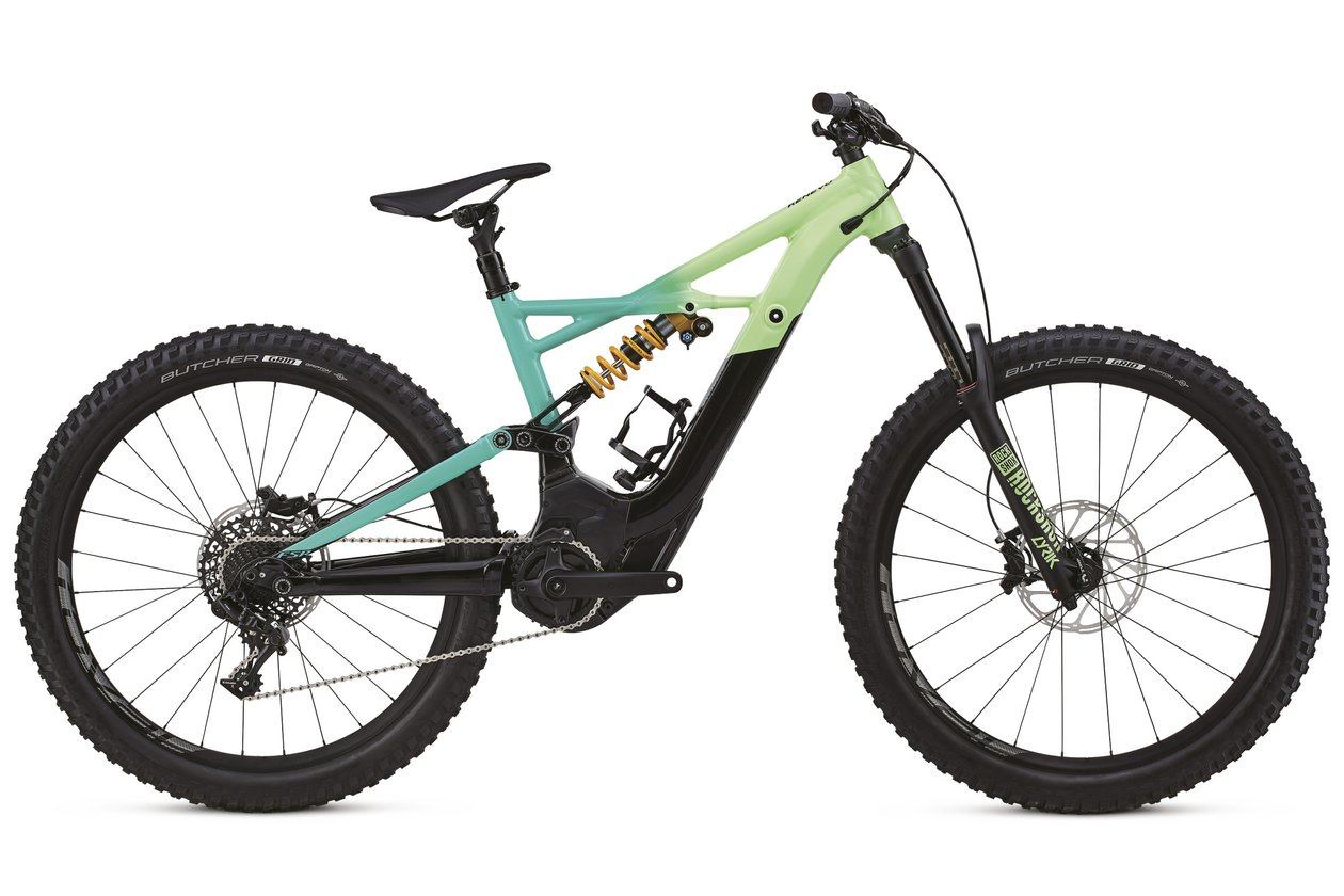 Specialized Turbo Kenevo FSR Expert 6Fattie NB - 2018 - 27,5 Zoll - Fully