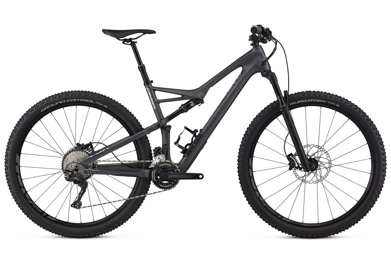 Specialized Men's Camber Comp Carbon 29 - 2x - 2018 - 29 Zoll - Fully