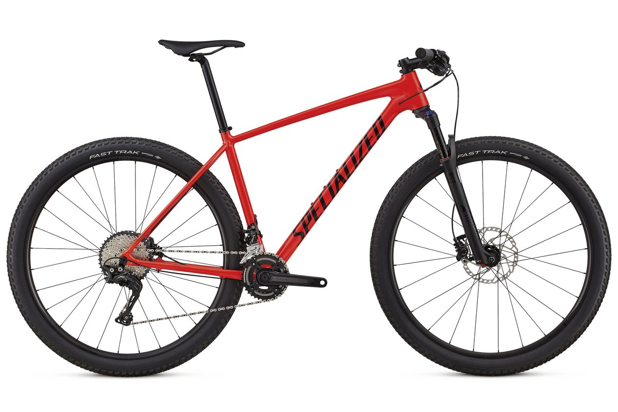 Specialized Men's Chisel Expert - 2x - 2018 - 29 Zoll - Hardtail