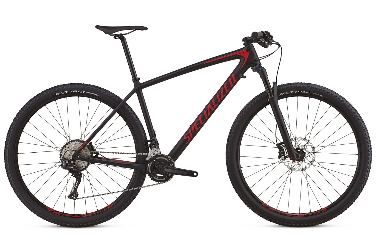 Specialized Men's Epic Hardtail Comp - 2x - 2018 - 29 Zoll - Hardtail