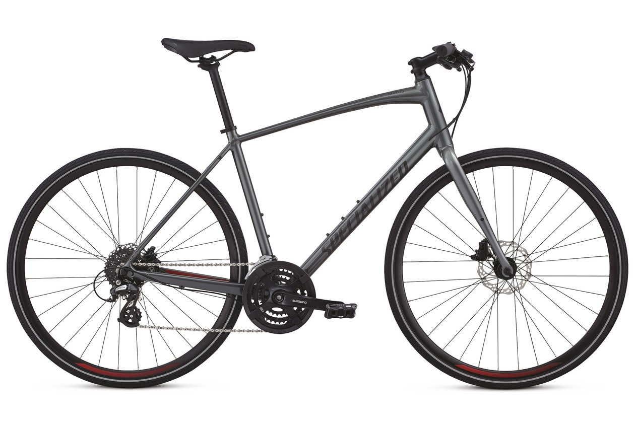 Specialized Men's Sirrus Alloy Disc - 2018 - 28 Zoll