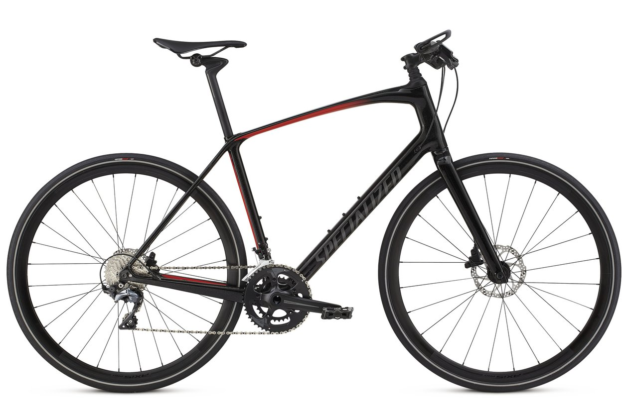 Specialized Men's Sirrus Pro Carbon - 2018 - 28 Zoll - Diamant