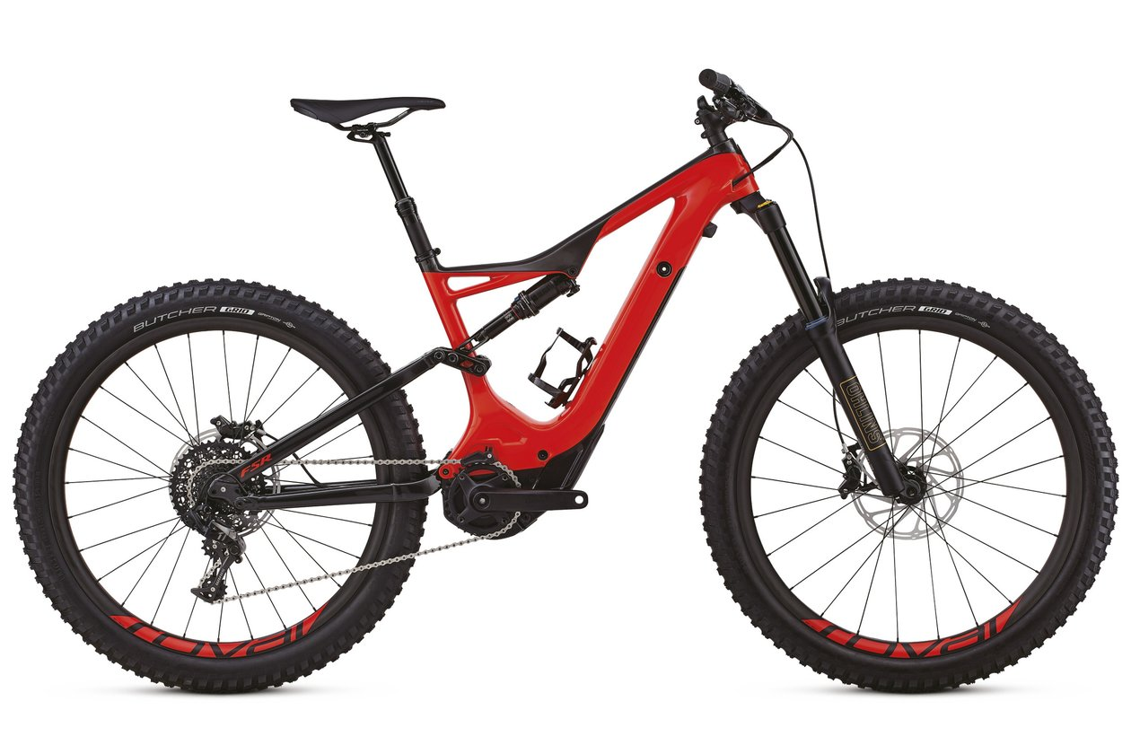 Specialized Men's Turbo Levo FSR Expert Carbon 6Fattie/29 - 504 Wh - 2018 - 27,5 Plus Zoll - Fully