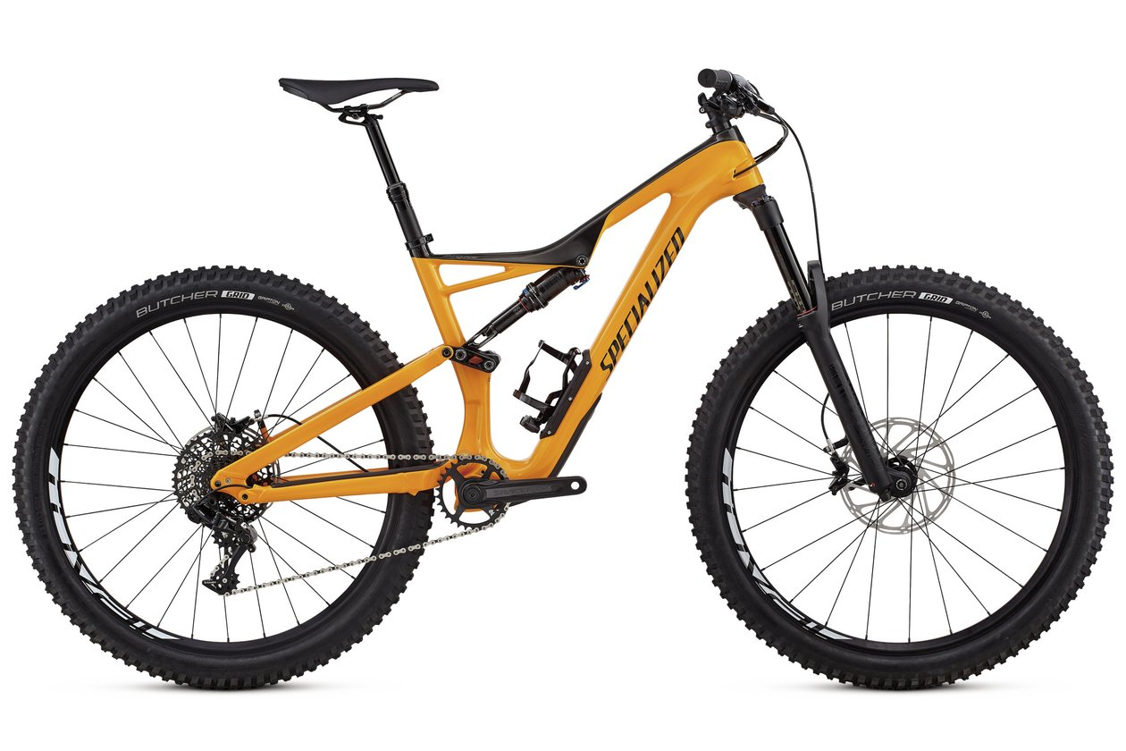 Specialized Stumpjumper Comp Carbon 27.5 - 2018 - 27,5 Zoll - Fully