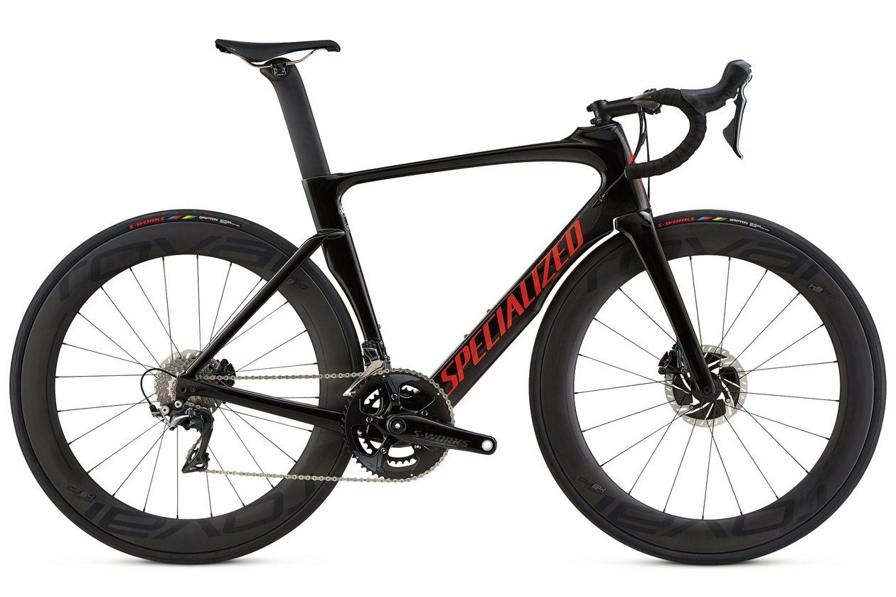 Specialized Venge Pro Disc - 2018 - 28 Zoll - Diamant