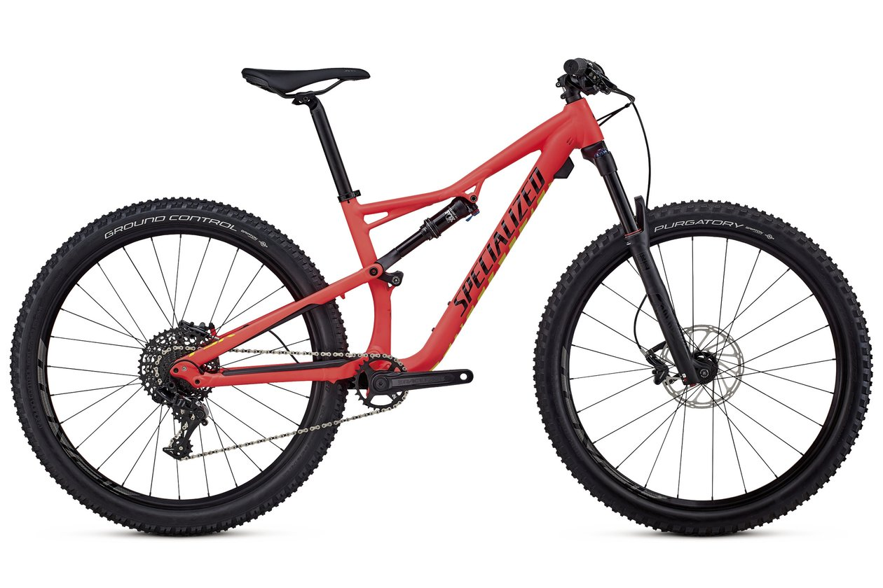 Specialized Women's Camber Comp 27.5 - 2018 - 27,5 Zoll - Fully