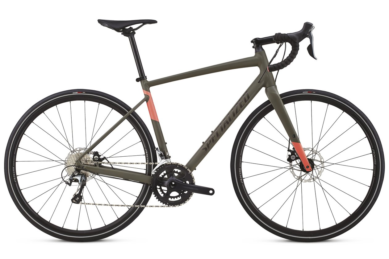 Specialized Women's Diverge E5 Elite - 2018 - 28 Zoll