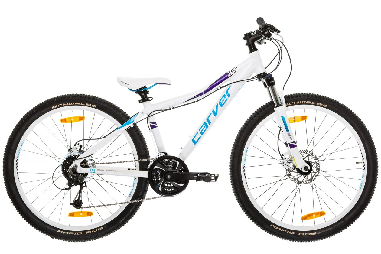 Carver Strict 26 Hydr. Disc - 2017 - 26 Zoll - Hardtail