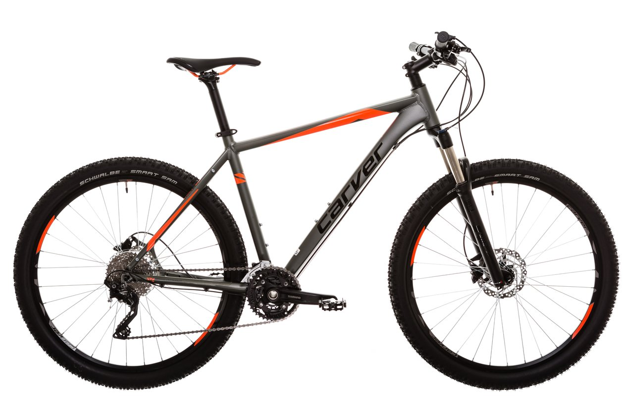 Carver Strict 500 - 2017 - 29 Zoll - Hardtail