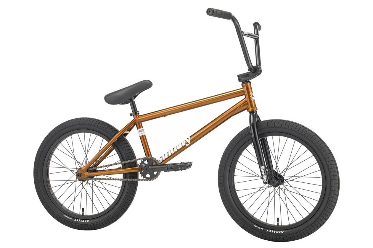 Sunday Forecaster Burnett - 2018 - 20 Zoll - BMX