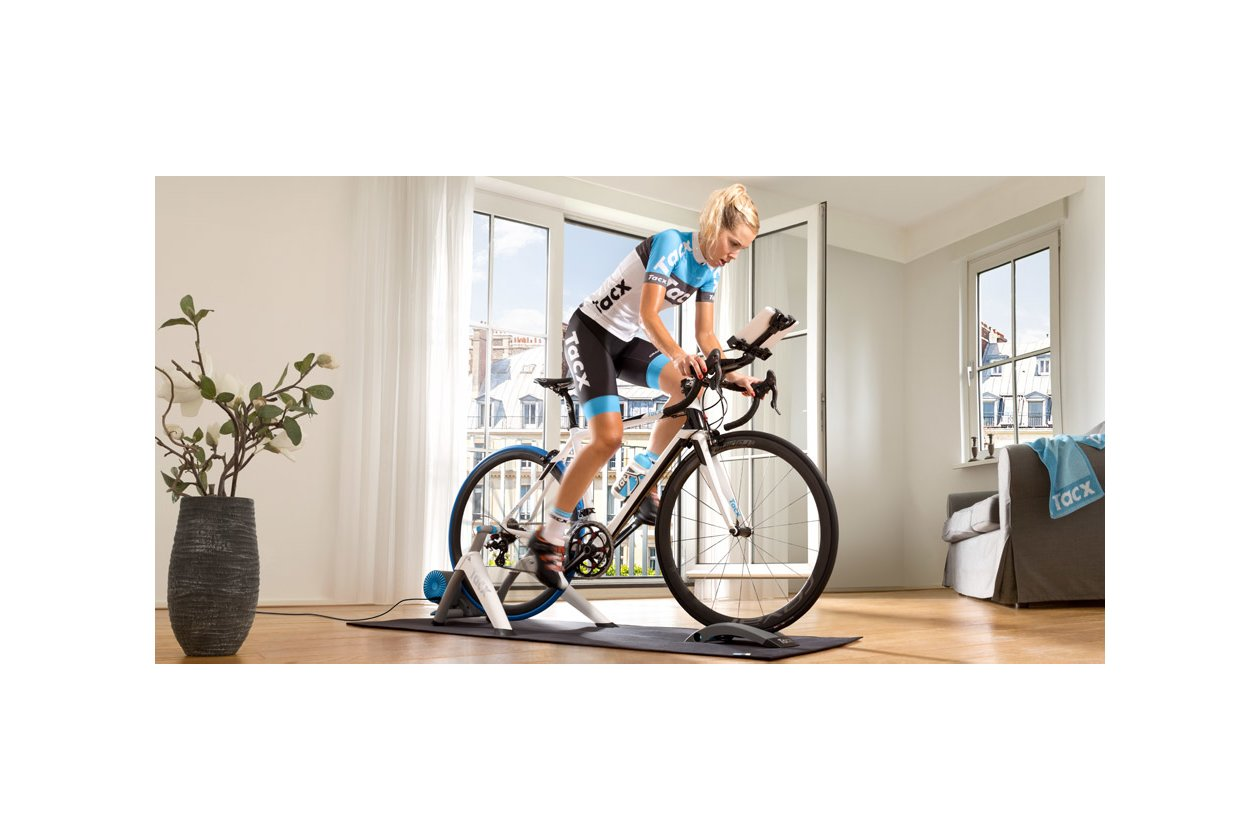 tacx vortex smart t2180 rollentrainer 2018 24 fahrrad xxl. Black Bedroom Furniture Sets. Home Design Ideas
