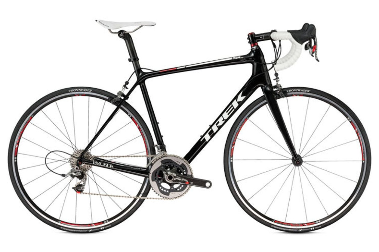 Trek Emonda SL 8 Red - 2016 - 28 Zoll