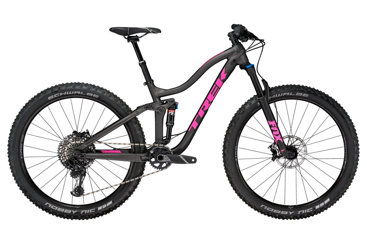 Trek Fuel EX 8 Women's - 2018 - 27,5 Plus Zoll - Fully