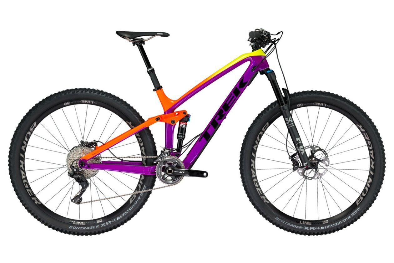 Trek FUEL EX 9.8 29 XT - 2018 - 29 Zoll - Fully