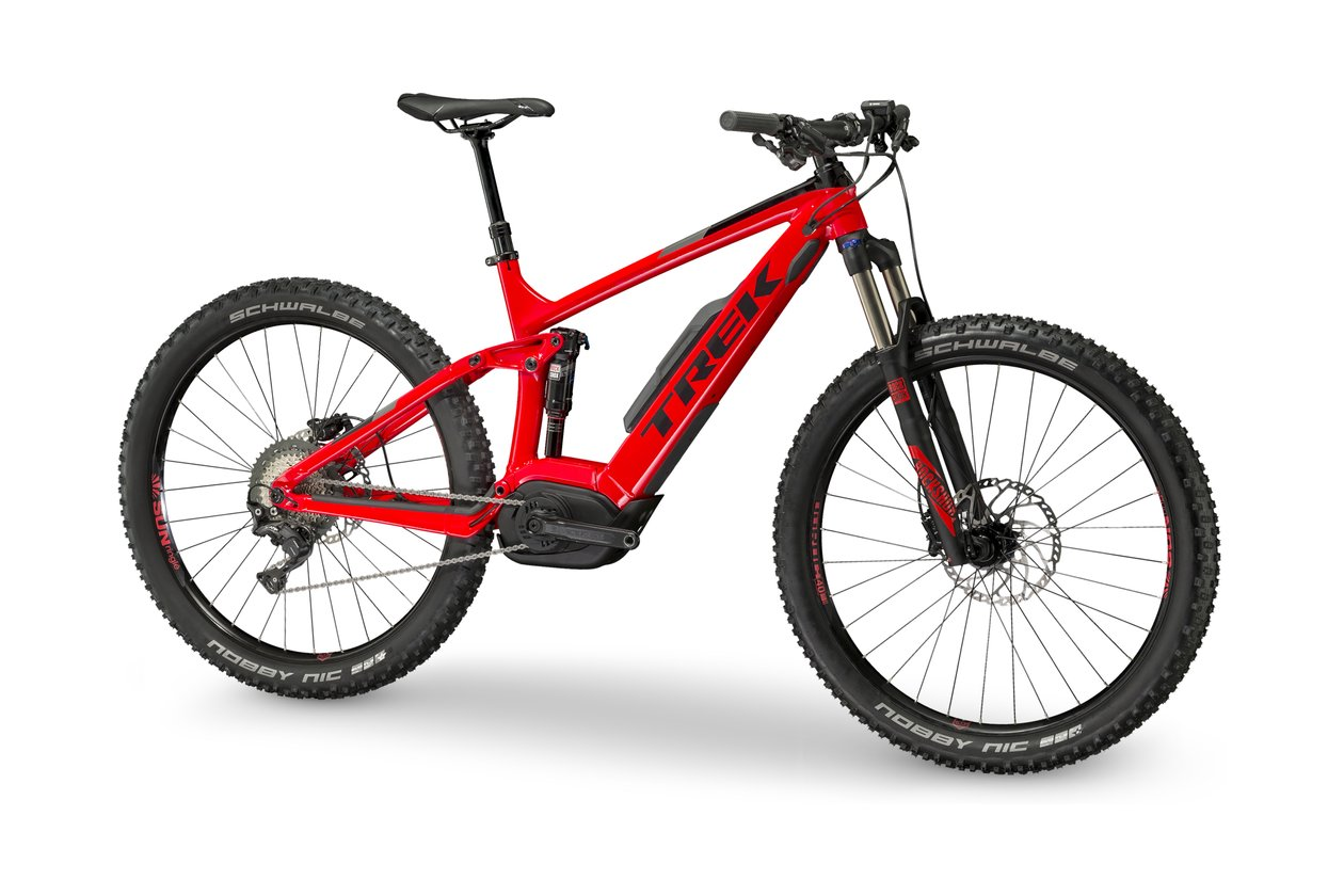 Trek Powerfly 7 FS Plus - 500 Wh - 2018 - 27,5 Plus Zoll - Fully