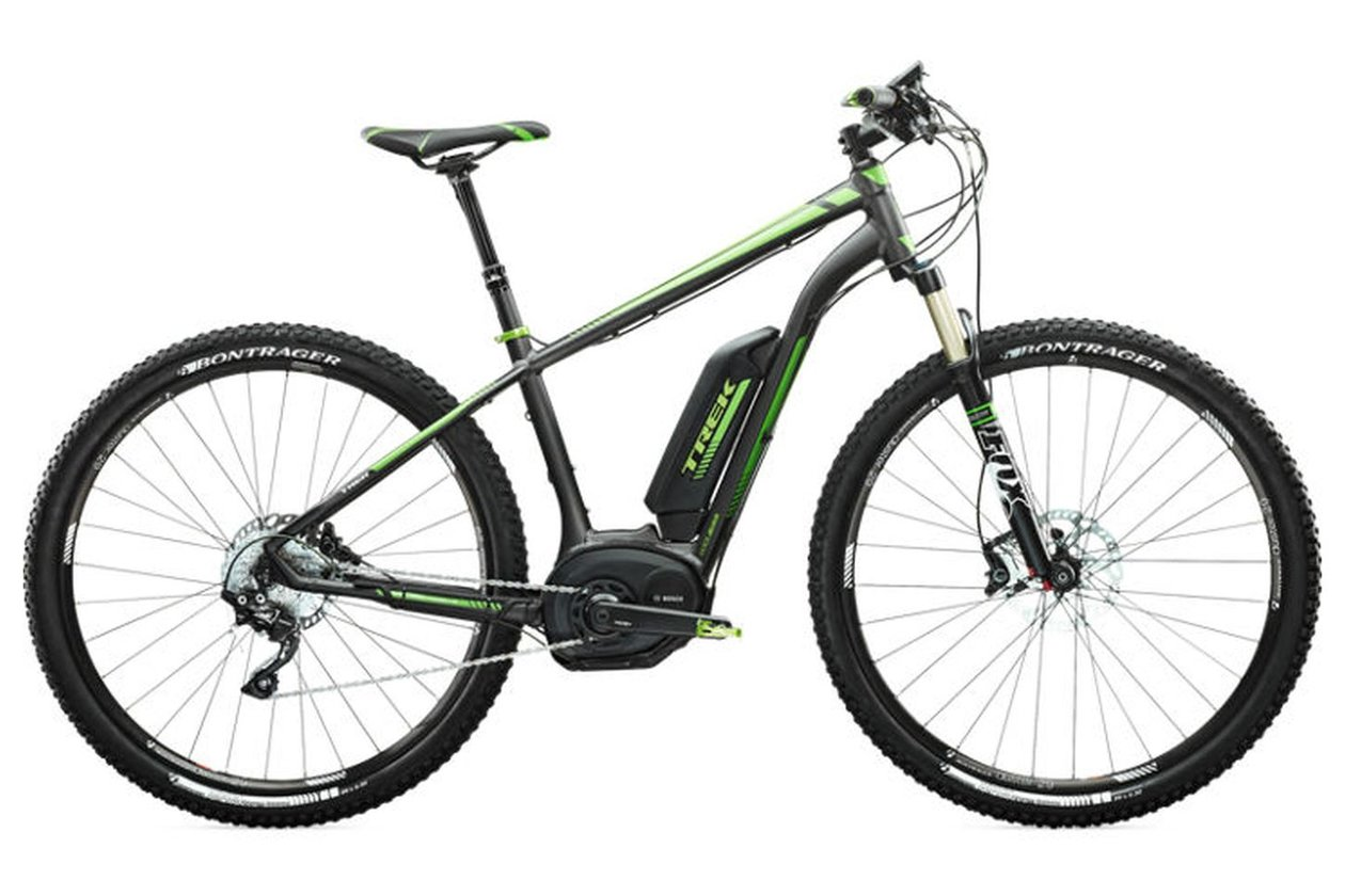 Trek Powerfly+ 9 - 2014 - 29 Zoll - Hardtail