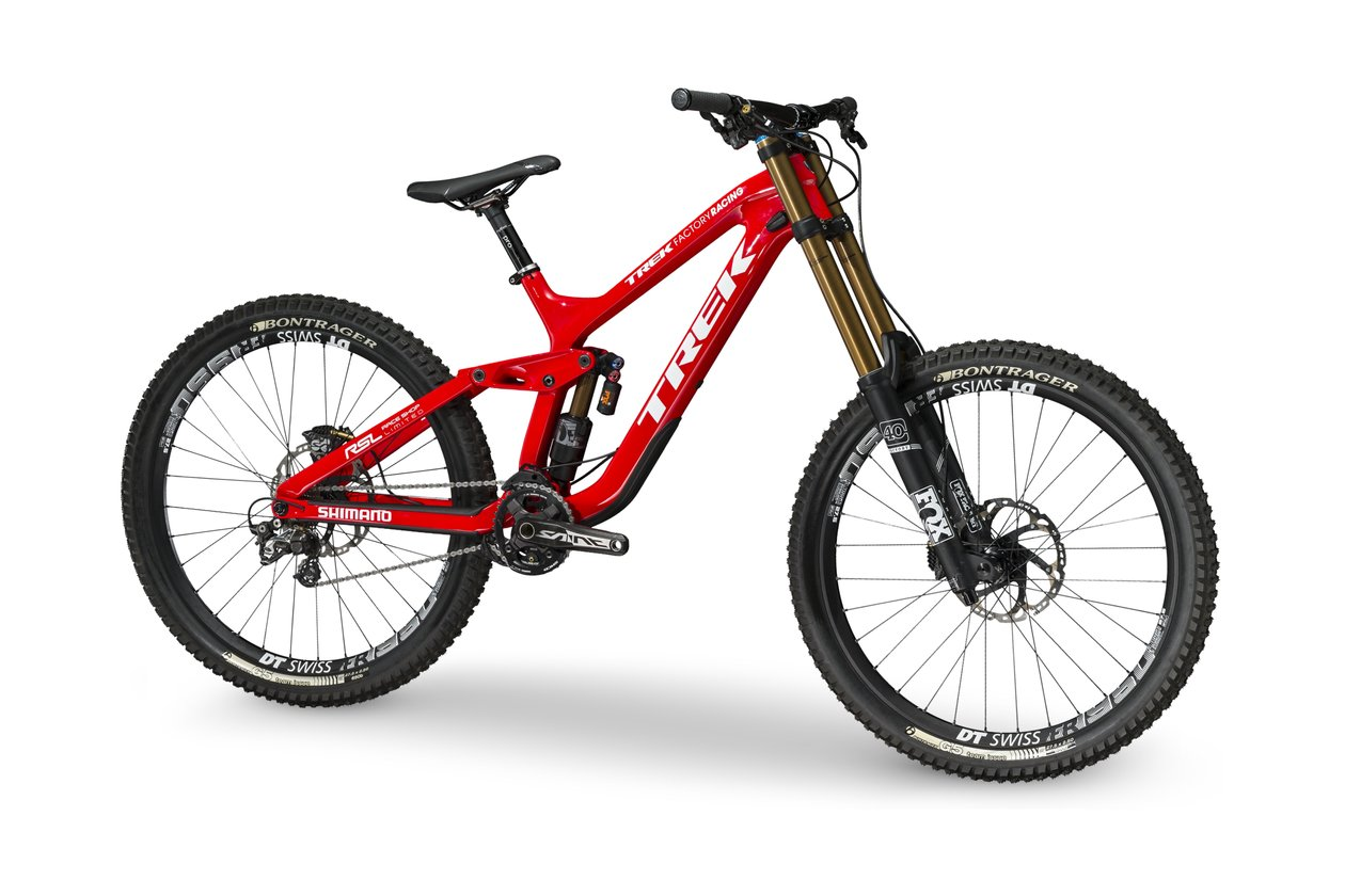 Trek Session 9.9 DH Race Shop Limited - 2018 - 27,5 Zoll - Fully