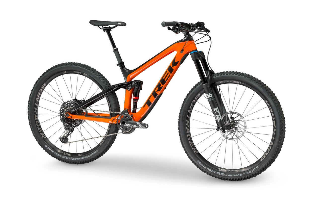 Trek Slash 9.8 - 2018 - 29 Zoll - Fully