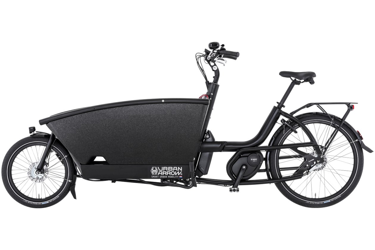 Urban Arrow Family Black Performance CX - 500 Wh - 2019 - 26 Zoll - Sonstiges