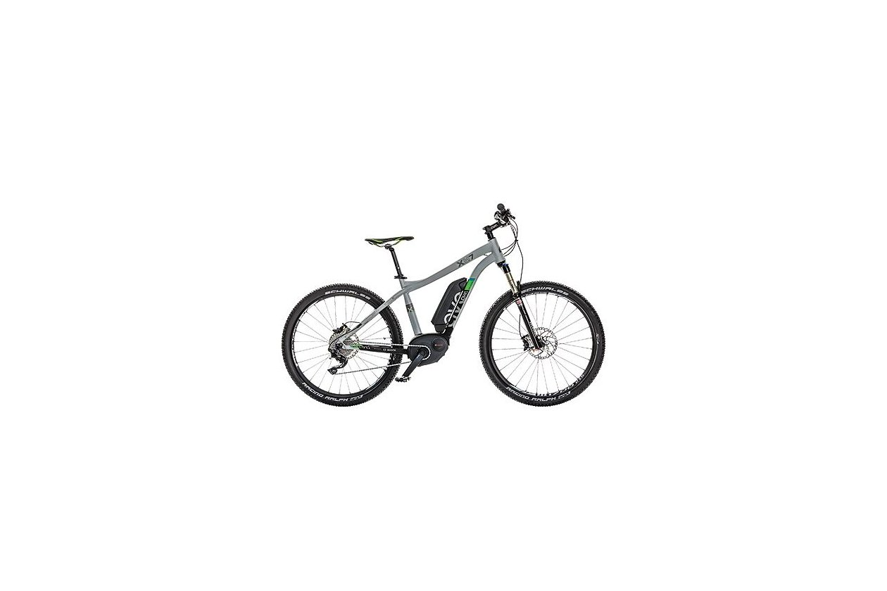AVE XH7 - 2015 - 27,5 Zoll - Hardtail