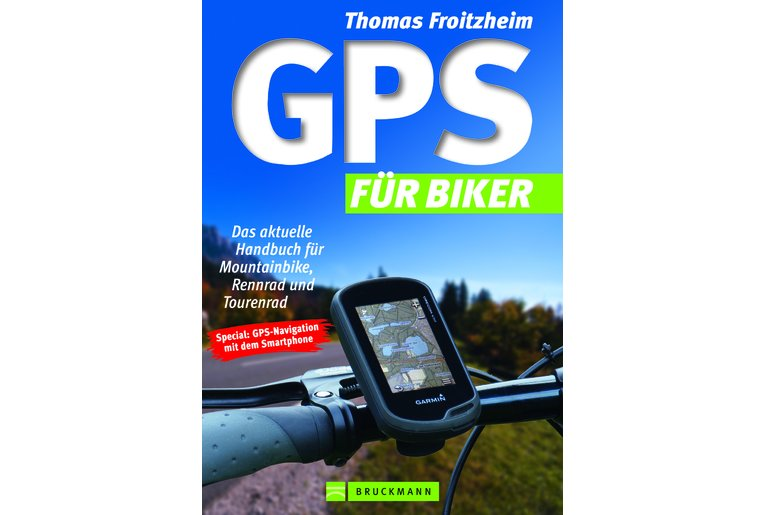 fahrrad xxl buchvorstellung gps f r biker. Black Bedroom Furniture Sets. Home Design Ideas