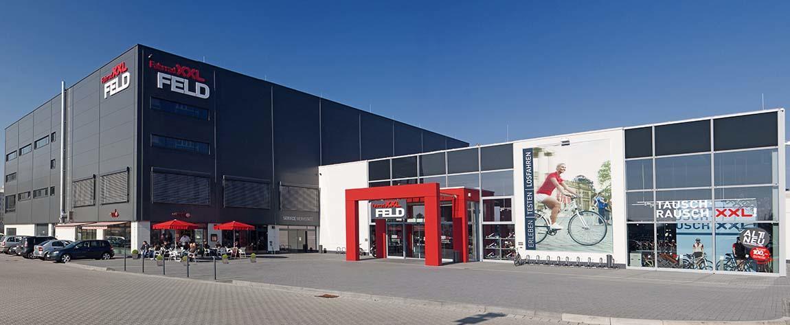 Fahrrad Xxl Feld Dein Fahrradladen In Bonnsankt Augustin