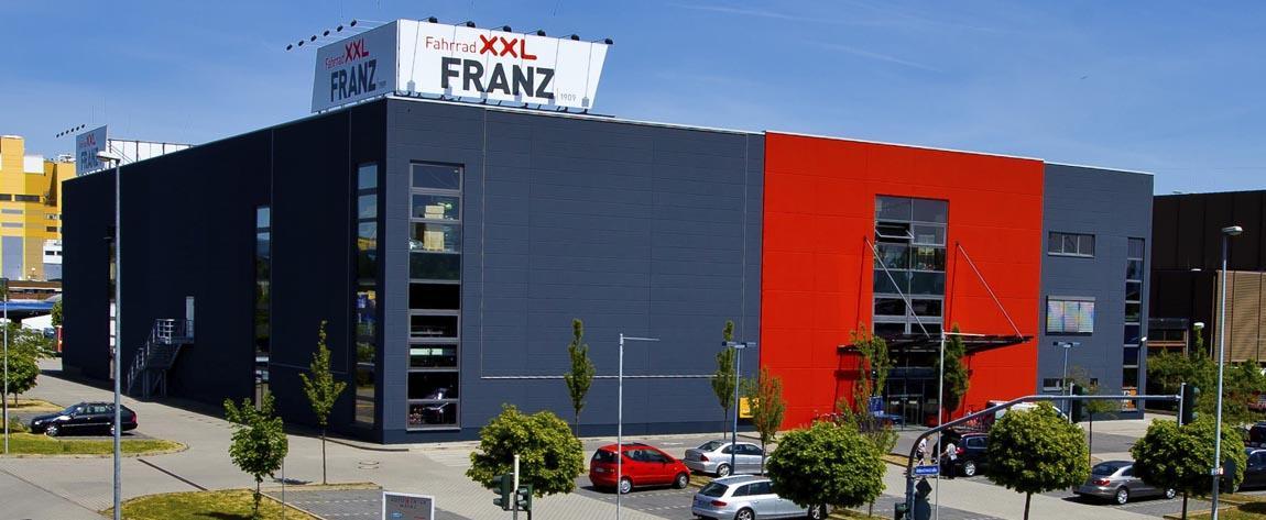 Fahrrad Xxl Franz Dein Fahrradladen In Mainz