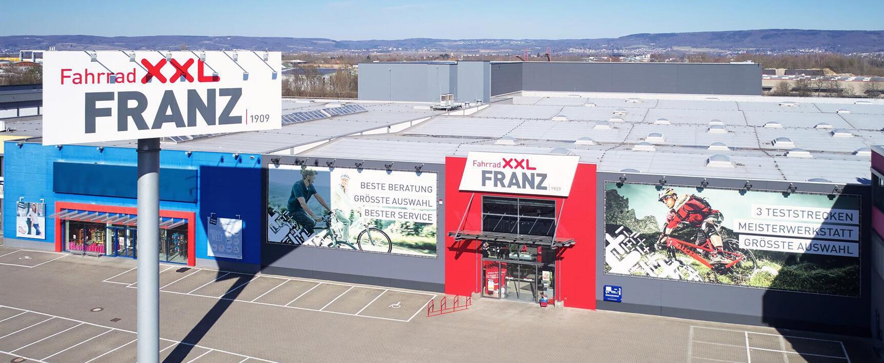 Fahrrad Xxl Franz Dein Fahrradladen In Mülheim Kärlich