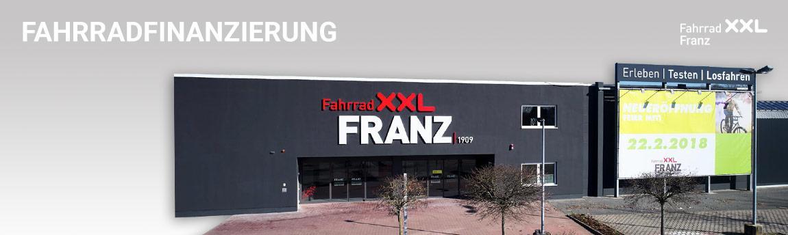 Fahrradfinanzierung Bei Fahrrad Xxl Franz In Griesheim Fahrrad Xxl