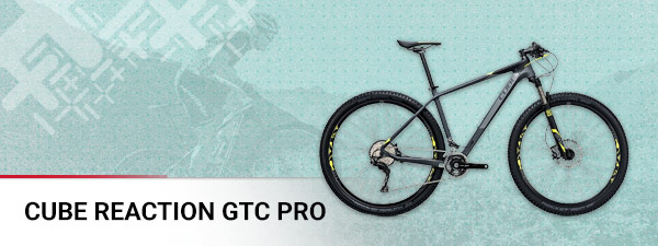 Cube Reaction GTC Pro