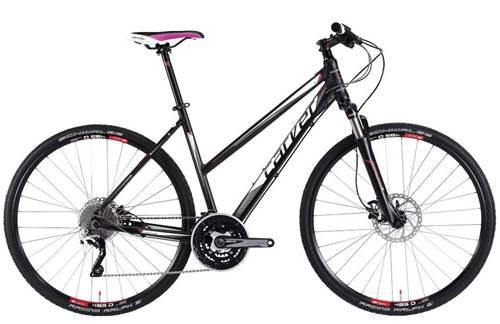 crossbike damen xt schaltung