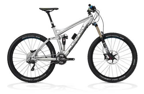 mountainbike ghost